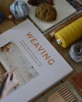 weaving book