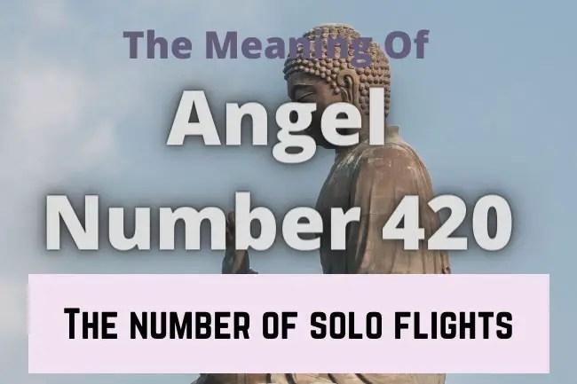 angel number 420