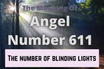 angel number 611 meaning