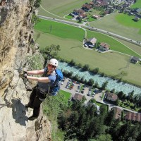 Climbing a Cathedral and Ringing the Bell on the Klettersteig Pfeilspitzwand