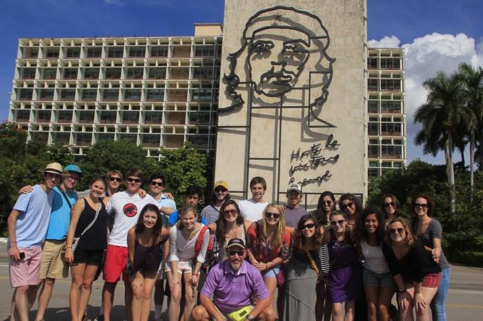 Students in Cuba