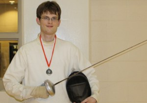 A win for Sewanee fencing