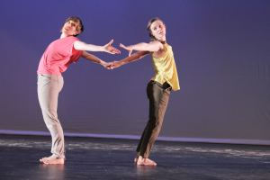 Students in DanceWise