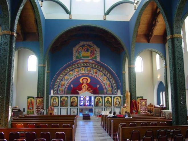 The Greek Orthodox Church in Nashville, TN