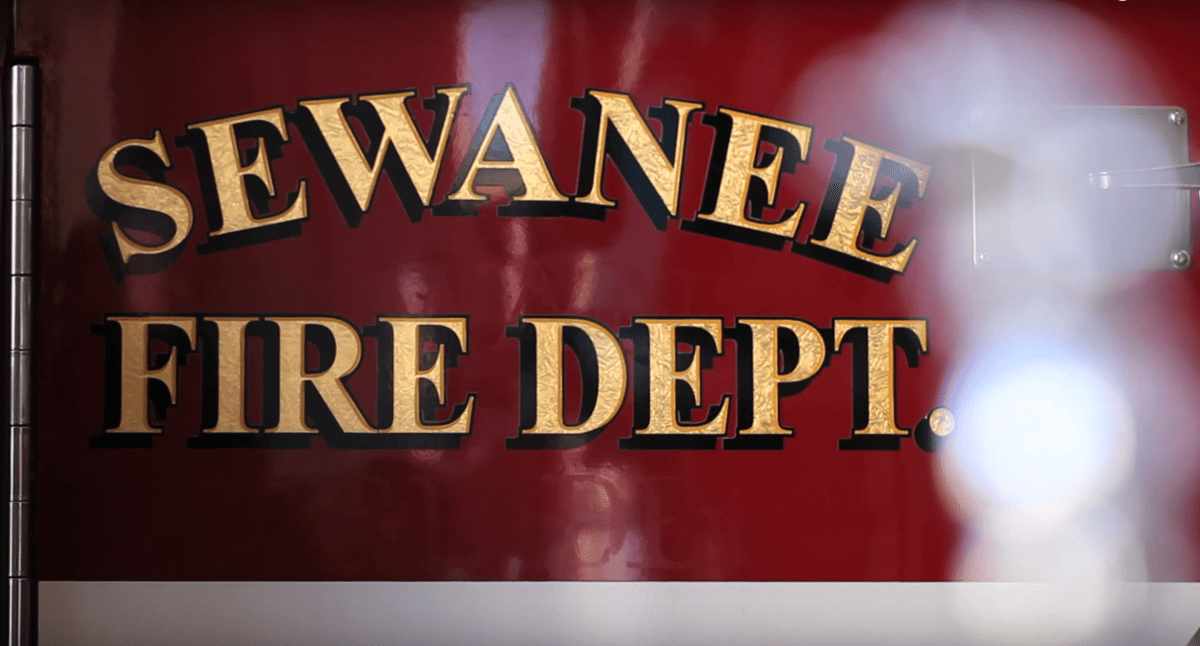 Sewanee Fire Department welcomes freshmen members