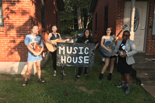 Theme House Spotlight: The Music House