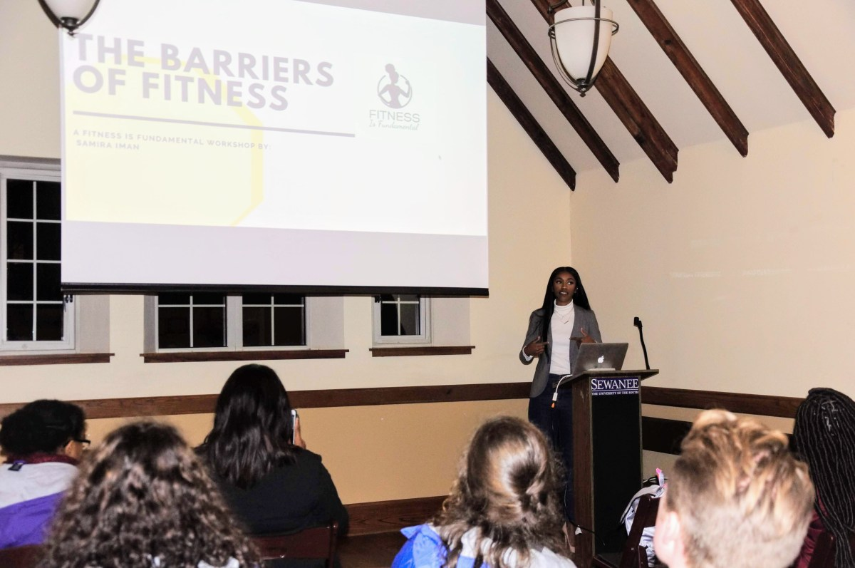 Healthy minds and healthy bodies: Samira Howard's lessons on fitness