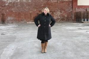 Jenny Cashmerette Coat