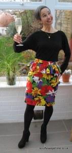 Scruffy Badger Charlotte Skirt