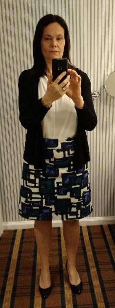 Maria Denmark Yasmin Yoke Skirt