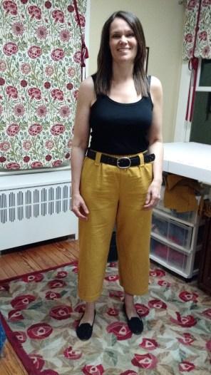 Double-Cuff Bermuda Shorts