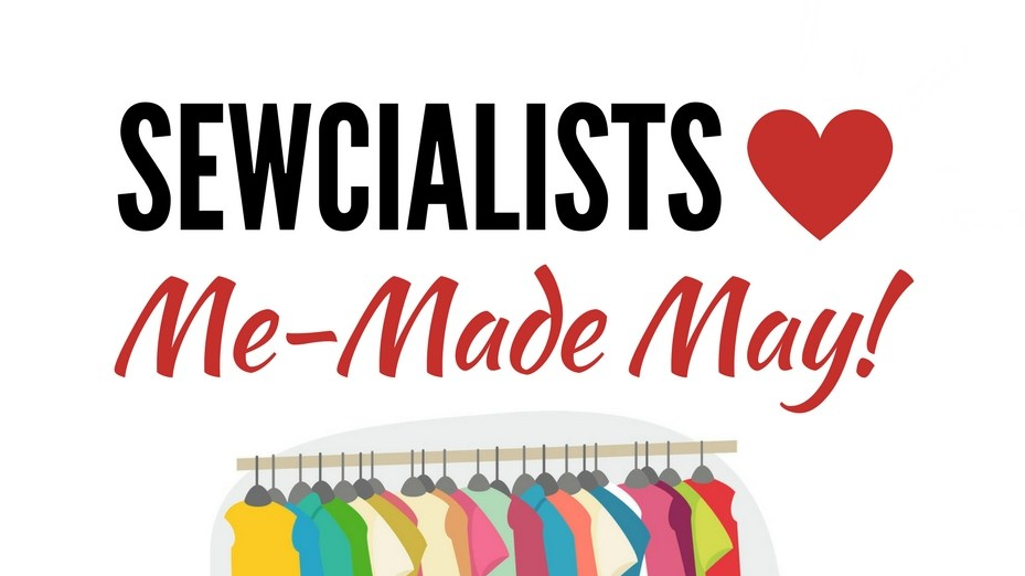 Sewcialists love Me Made May banner