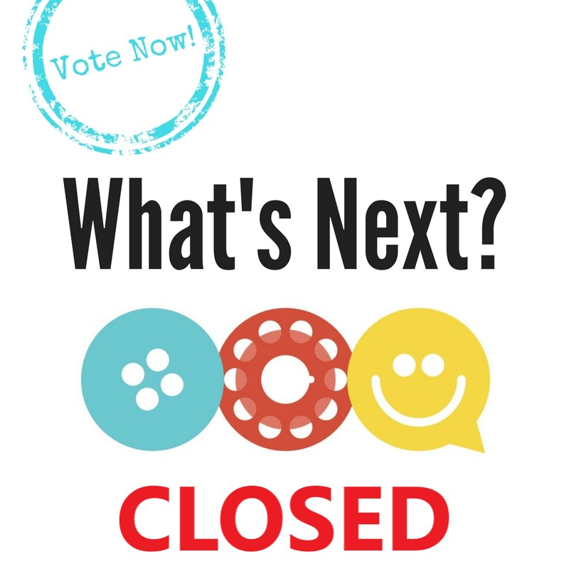 What's next - closed