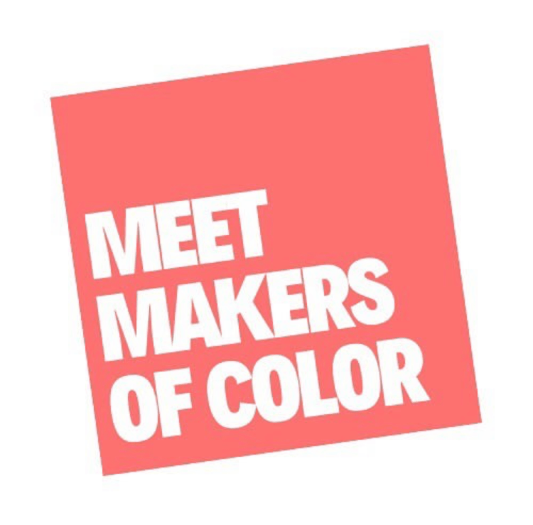 Meet Makers of Colour graphic