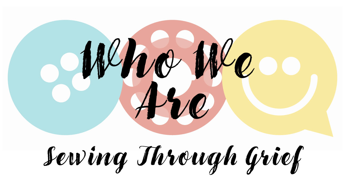 Sewing Through Grief logo