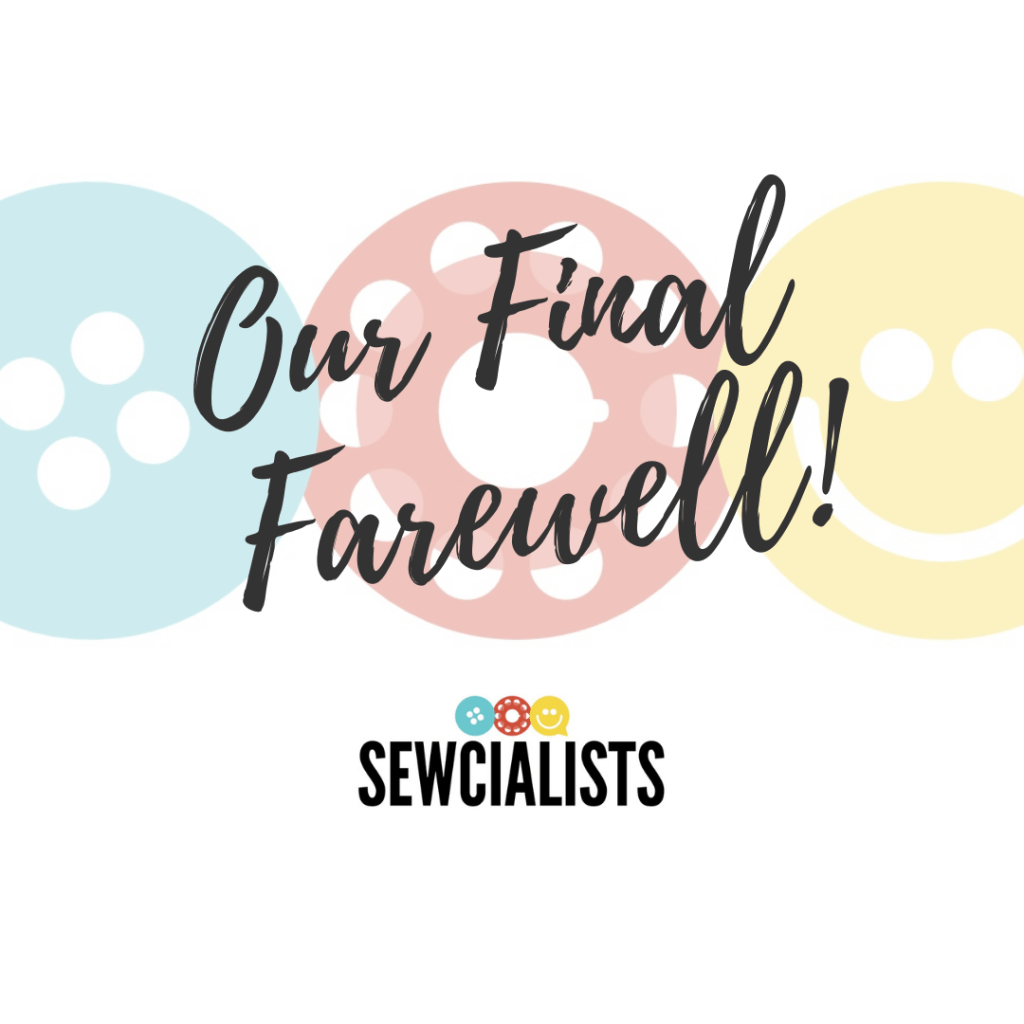 Logo for Our Final Farewell.