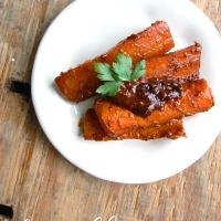Sweet and Spicy Instant Pot Carrots