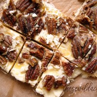 Keto Pecan Pie Fudge