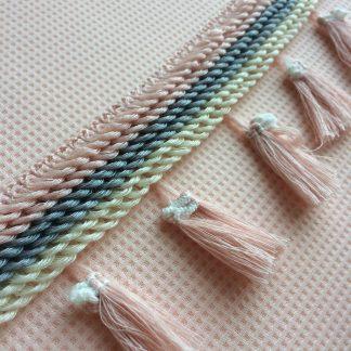 Ibiza tasselband