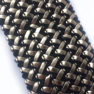 Leder elastiek