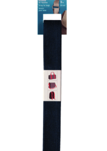Prym tassenband marine blauw