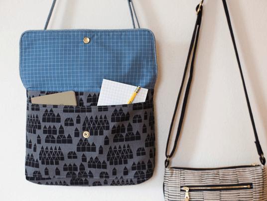 Workshop traverse bag @ the sewing loft lissewege