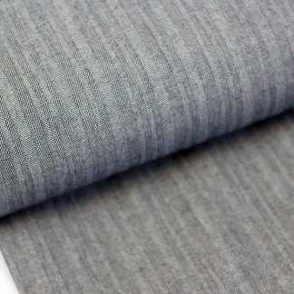 Raw denim herringbone