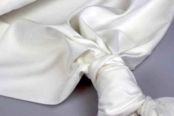 Cupro white