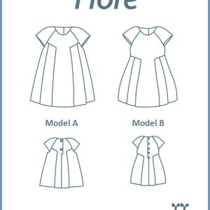 Flore jurk