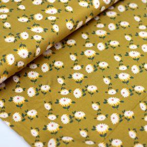 Daisy mustard- Crêpe