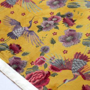 Kraanvogels – stevig fluweel
