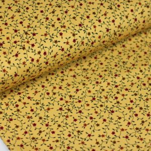 Indian flowers yellow – flanel