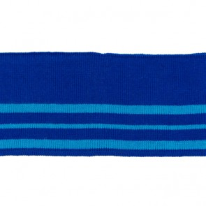 Boordstof blue stripes