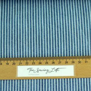 Blue Oshkosh stripes – denim