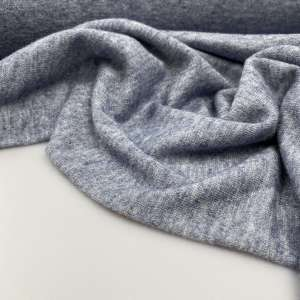 Angelina Grey blue- viscose tricot