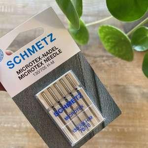 Schmetz microtex naalden dikte 70