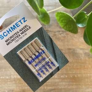 Schmetz microtex naalden combi box dikte 60/70/80