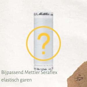 Bijpassend Seraflex ELASTISCH garen