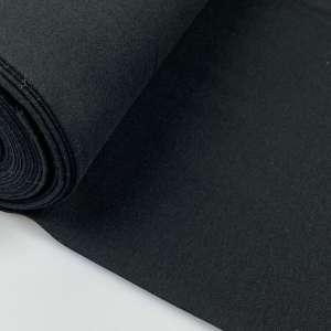 Black/ Zwart- Boordstof