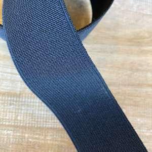Elastiek 4cm- zwart
