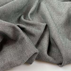 Grey jeanslook- doubleface tricot