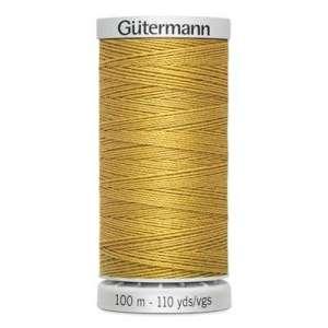 geel  968- Gütermann Super sterk naaigaren 100m