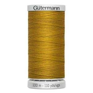412 oranje- Gütermann Super sterk naaigaren 100m