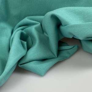 Aqua- organisch katoen tricot