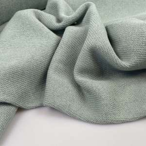 Ash blue- baby knit