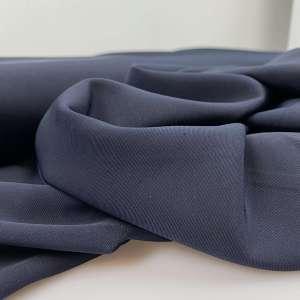 Dark Navy Blue – Luxe Crêpe