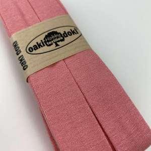 Peach pink 133 -Tricot Biais