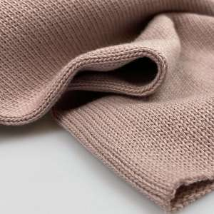 Pale Chestnut- baby knit
