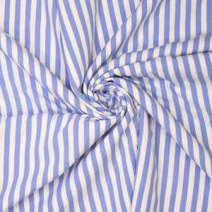 Paulette stripe- katoen stretch