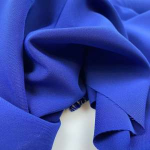 Royal Blue – Luxe Crêpe